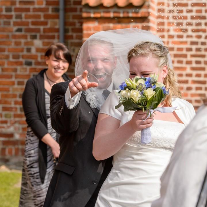 Bryllup Anja og Tobias